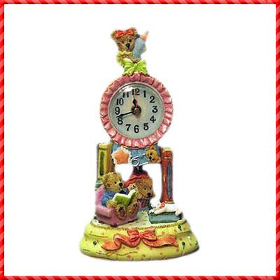 resin clock-048