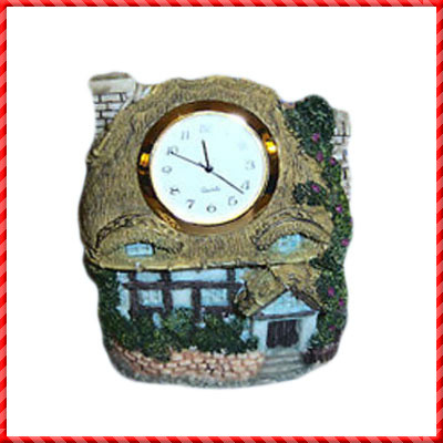 resin clock-050