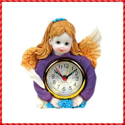 resin clock-054
