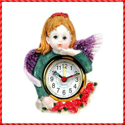 resin clock-055