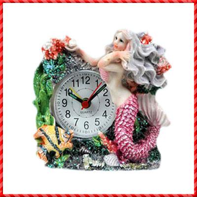 resin clock-056