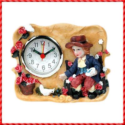 resin clock-057