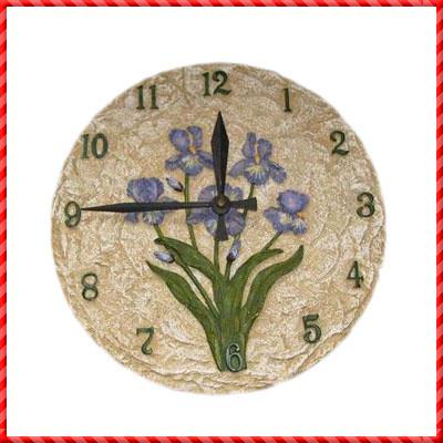 resin clock-058