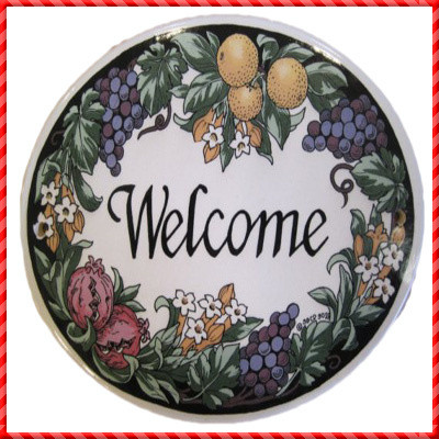 welcome sign-055