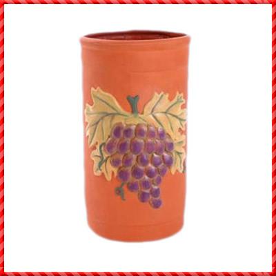 Terracotta wine coolder-024