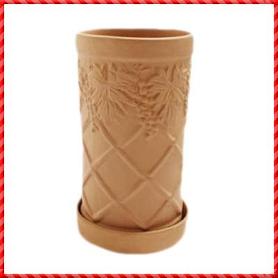 Terracotta wine coolder-025