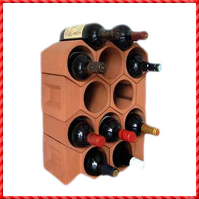 Terracotta wine coolder-027