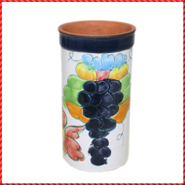 Terracotta wine coolder-036